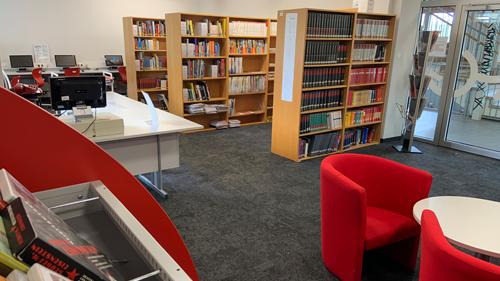Neumarkt Bibliothek